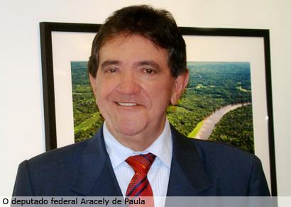 Deputado Aracely contempla Araxá com R$ 2,5 milhões em verbas do OGU 2011