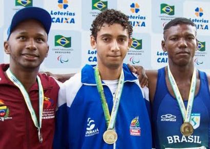 Atletas paraolímpicos de Araxá se destacam na última etapa do Brasileiro