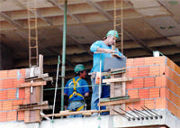 Construção civil confirma crescimento econômico de Minas