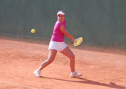 Um ano de realizações para a tenista Marcela Valle