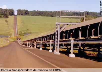 Reservas de nióbio em Araxá podem ser dobradas