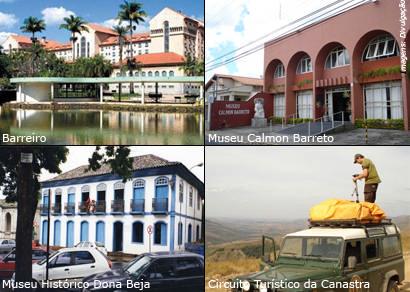 Falta de acordo deixa Araxá sem o ICMS Turístico