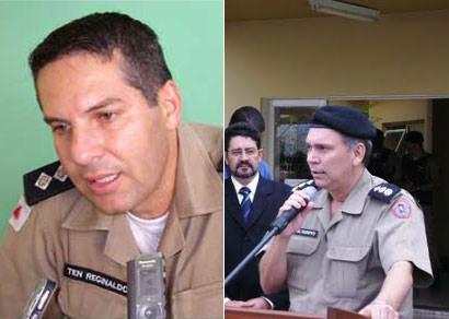 Mudanças no comando da PM em Araxá