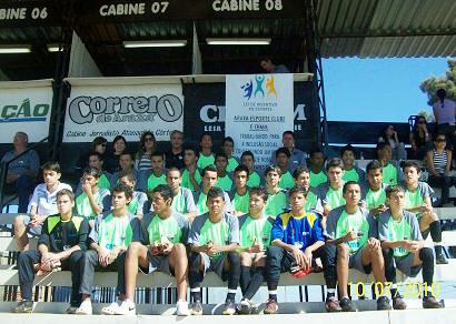 Segunda etapa do projeto de formação esportiva do Araxá tem 680 inscritos
