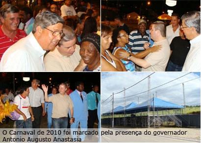 Sem escolas de samba, prefeitura prepara Carnaval no Expominas