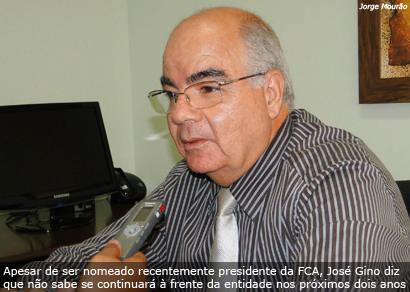 José Gino assume a presidência da Fundação Cultural de Araxá