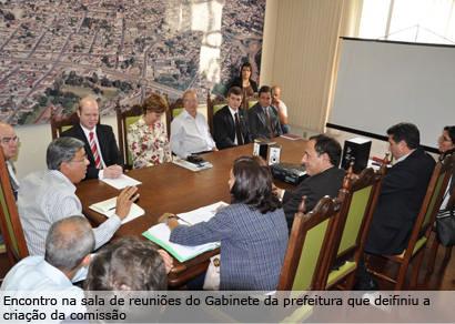Nova forma de composição da diretoria da FCA é encaminhada à prefeitura