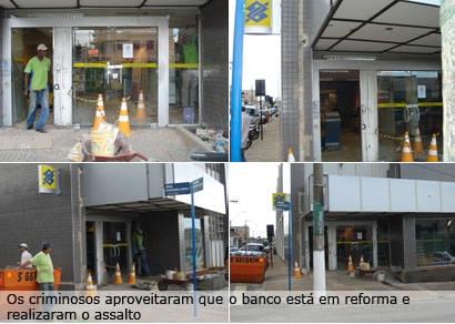 Mais dois acusados por assalto ao Banco do Brasil são presos