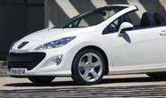Peugeot 308 conversível chega ao Brasil em julho