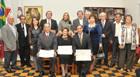 Empossada a nova diretoria da Academia Araxaense de Letras