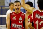 Araxá tem atleta no time de vôlei do São Caetano