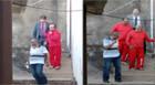 Duas pessoas são liberadas e vereadores permanecem presos