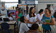 Acia participa o projeto Integração no Bairro