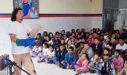 Fest Criança leva Teatro de Bonecos às escolas