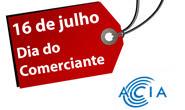 Associação Comercial parabeniza os comerciantes de Araxá