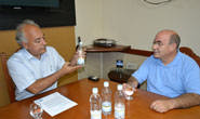 Acia defende a comercialização da Água Araxá na cidade