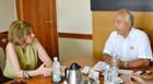 Presidente da Fundação Cultural Calmon Barreto visita a Acia