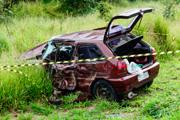 Criança morre e outras quatro pessoas ficam feridas em acidente na BR-262