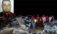 Acidente entre dois carros próximo ao Itaipu mata uma pessoa