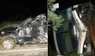 Acidente na BR-452 mata morador de Araxá