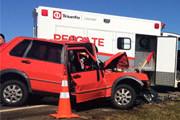 Mulher de 29 anos morre em acidente na BR-262