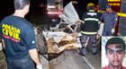 Acidente entre carro e caminhão mata jovem de 21 anos na BR-262