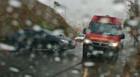Motociclista e motorista ficam feridos em acidente na Hitalo Ros