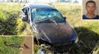 Homem morre após atropelar tamanduá e perder controle de veículo