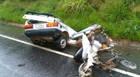 Acidentes na região matam três motoristas