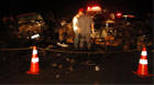 Pai e filhos morrem em acidente próximo a Perdizes