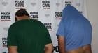 Polícia Civil apresenta acusados pelo assassinato do bombeiro Gislei
