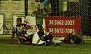 Araxá é derrotado em casa com gol de goleiro
