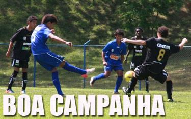 Gansinho está fora da decisão do Mineiro Infantil