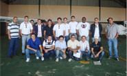 Aeroclube de Araxá inicia uma nova turma do curso de piloto de avião