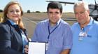 Atendimento no Aeroporto Municipal é premiado pela Trip