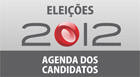 Confira a agenda dos candidatos para esta sexta-feira (05)