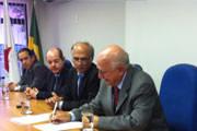 Minas é o primeiro estado a assinar convênio com Ministério da Agricultura para 2014