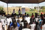 II Encontro de campo universitário do curso de agronomia do Uniaraxá