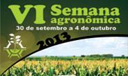Começa hoje a VI Semana Agronômica do Uniaraxá
