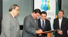 Vice-governador autoriza novos recursos para o saneamento em Minas