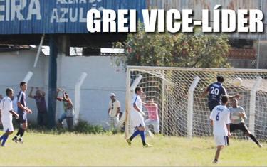 Grei vence fora de casa e alcança a vice-liderança do Amadorão