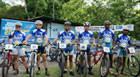 Ana Cláudia é campeã no ciclismo no Jogos de Minas 2013