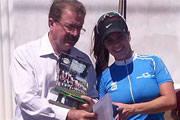 Ana Cláudia é campeã da 15ª Corrida Ciclística do Café