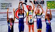 Ana Cláudia é campeã da 4ª etapa da Copa São Paulo de Ciclismo