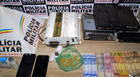 Homem é preso com drogas e artigos de procedência duvidosa