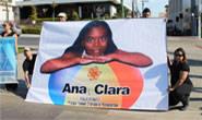 Ana Clara é lembrada no encerramento da Semana de Enfrentamento à Violência