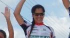 Ana Cláudia é vice na 11ª etapa da Copa São Paulo de Ciclismo