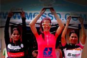 Ana Cláudia mantém liderança na Copa Cemil de Ciclismo