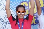 Ana Cláudia é vice da 4ª etapa da Copa Cemil de Ciclismo