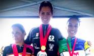 Ana Cláudia vence duas etapas de ciclismo em Araguari
